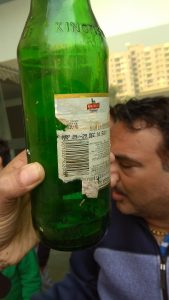 Expired beer served at Golden Tulip Bhiwadi
