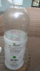 Expired Juice served at Golden Tulip Bhiwadi